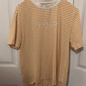 Guess Striped Vintage Tee